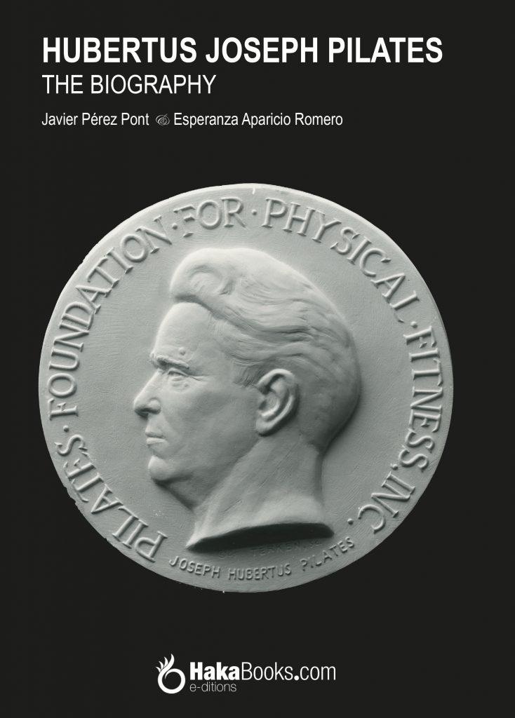 Capa do livro Hubertus Joseph que é uma das 10 dicas de livros de pilates
