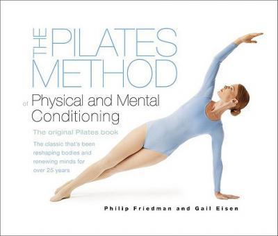 Capa do livro de pilates de Gail Einsen