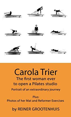"""Capa do livro """"Carola Trier"""""""
