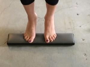 Foot exercise bar de pilates
