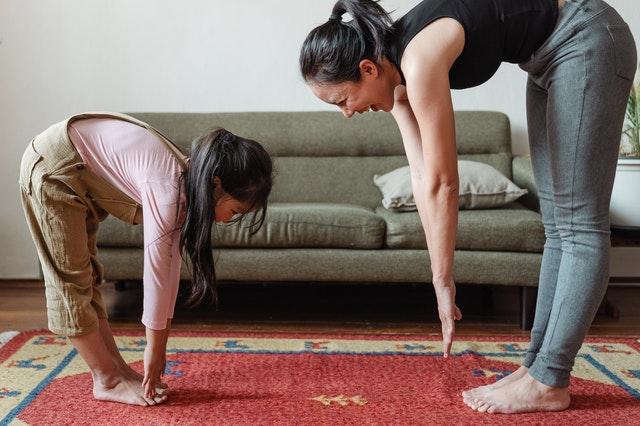 Vantagens De Praticar Pilates Na Infância