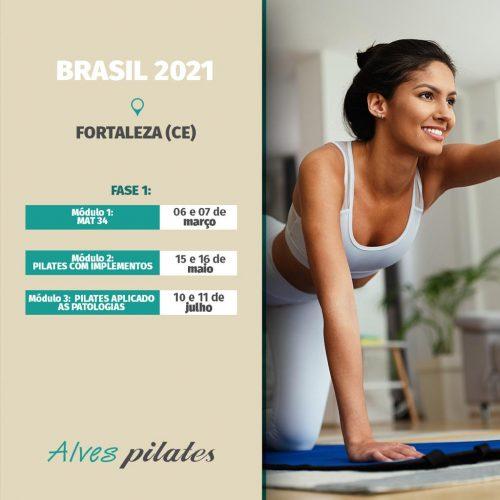 Curso de pilates Fortaleza
