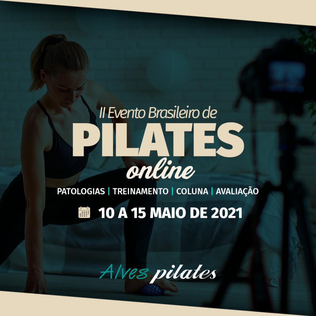 II Evento Brasileiro de Pilates Online
