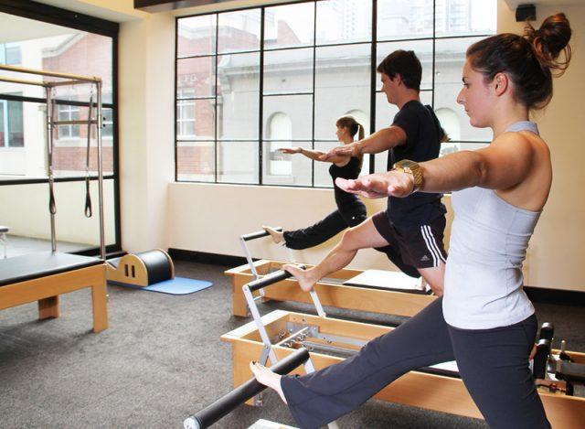 Motivos para começar a trabalhar como instrutor de pilates