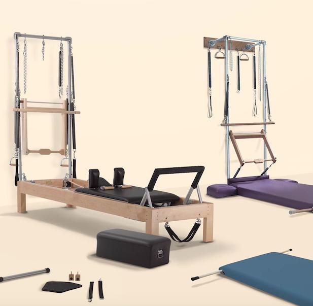 Quais são os principais aparelhos de Pilates Clássico