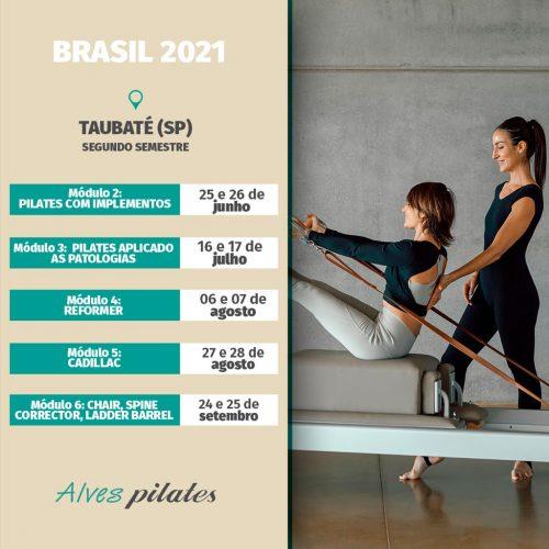 curso pilates taubate